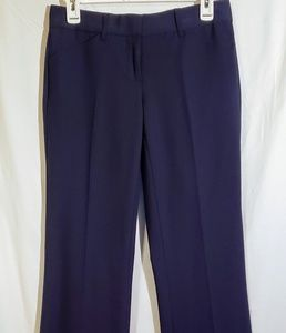LAUNDRY by Shelli Segal Navy Blue Pants